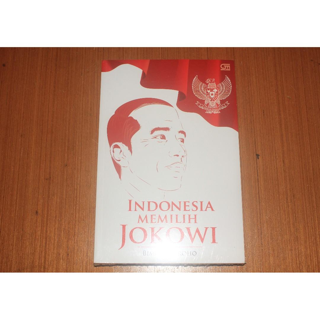 Buku Indonesia Memilih Jokowi