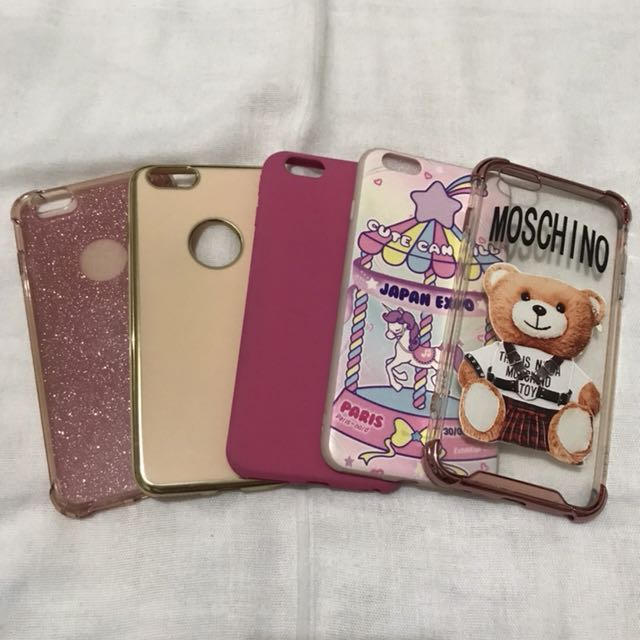 Bundle Iphone 6splus Case
