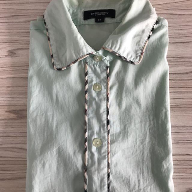 Burberry女襯衫