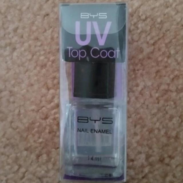 BYS UV Top Coat Nail Polish