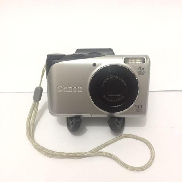 Camera CANON Powershot A2200