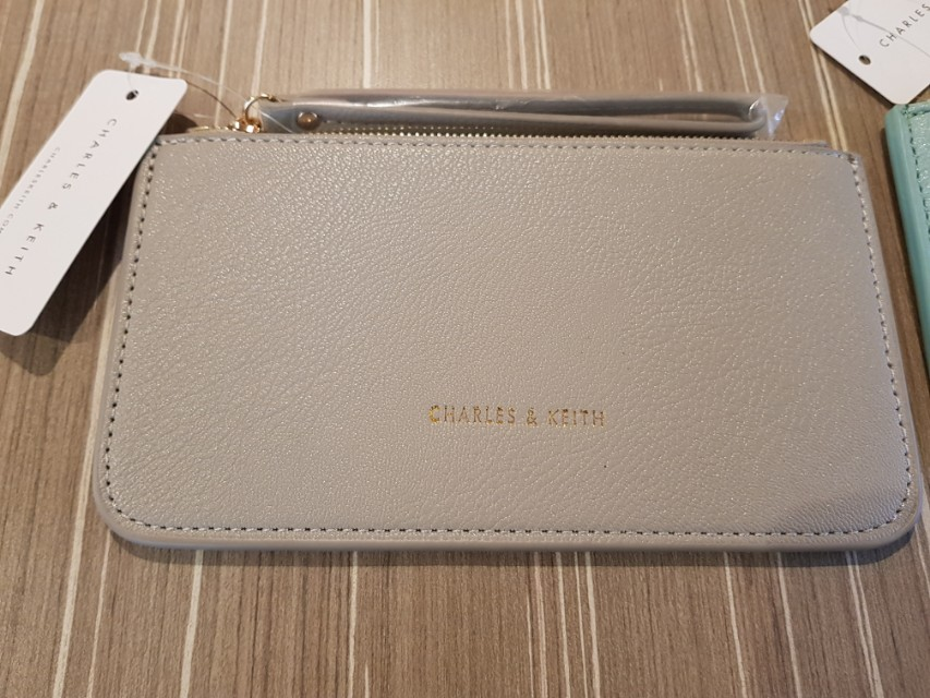 Charles and Keith wristlet