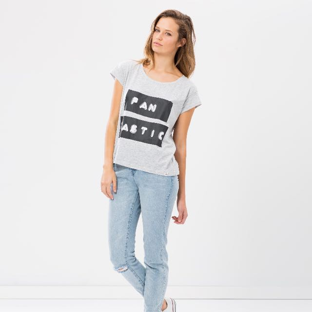 Cheap Monday Have Fan-Tastic Tee