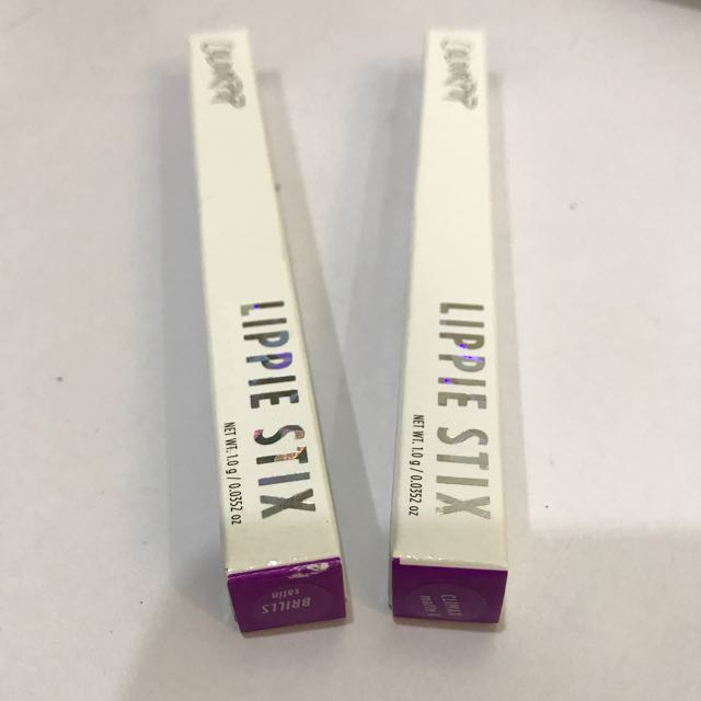 [Clearance] Colourpop lippie stix