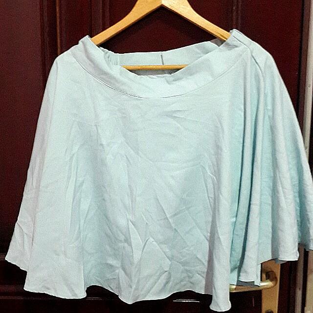 Cloth inc babyblue skirt