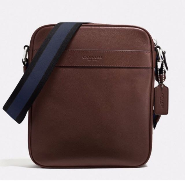 Coach flight/sling bag for men