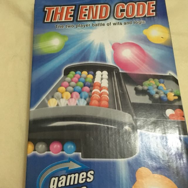 Code game