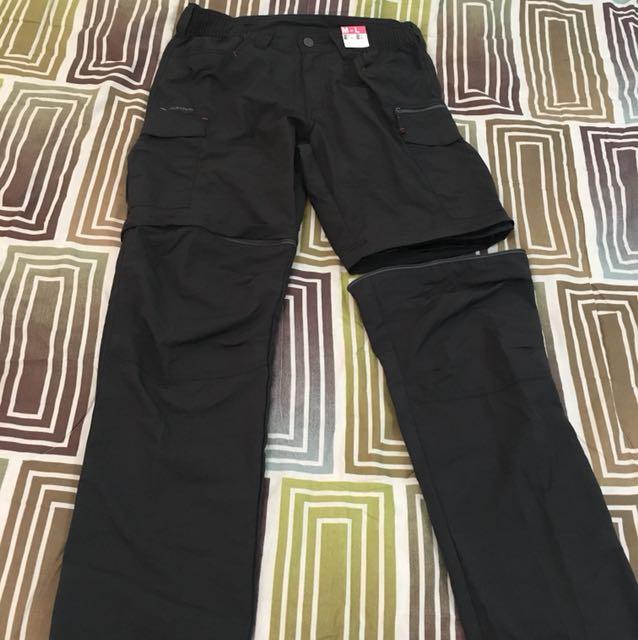Convertible Cargo Pants/Shorts