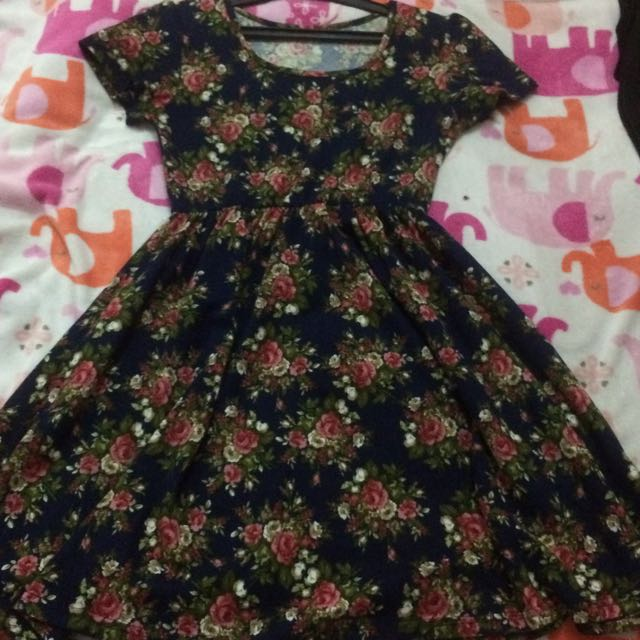 Cosco floral dress