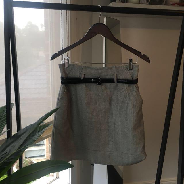 cue // skirt