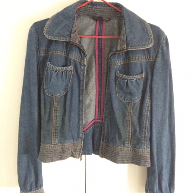 Denim Jacket from Banana Republic