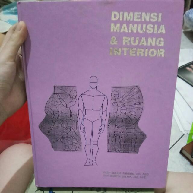 Dimensi Manusia & Ruang Interior