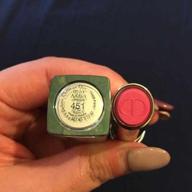 Dior 迪奧癮誘超模唇膏(3.5g)#451