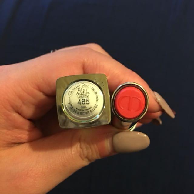 Dior 迪奧癮誘超模唇膏(3.5g)#485