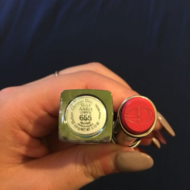 Dior 迪奧癮誘超模唇膏(3.5g)#655