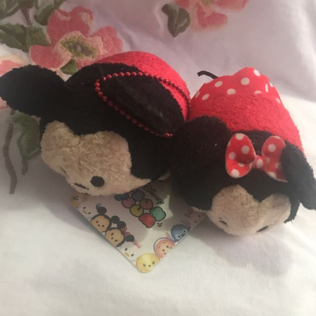 Disney Mickey & Minnie Tsum Tsum (Small)
