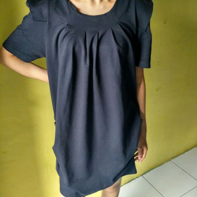 Dress Black / Top / Baju