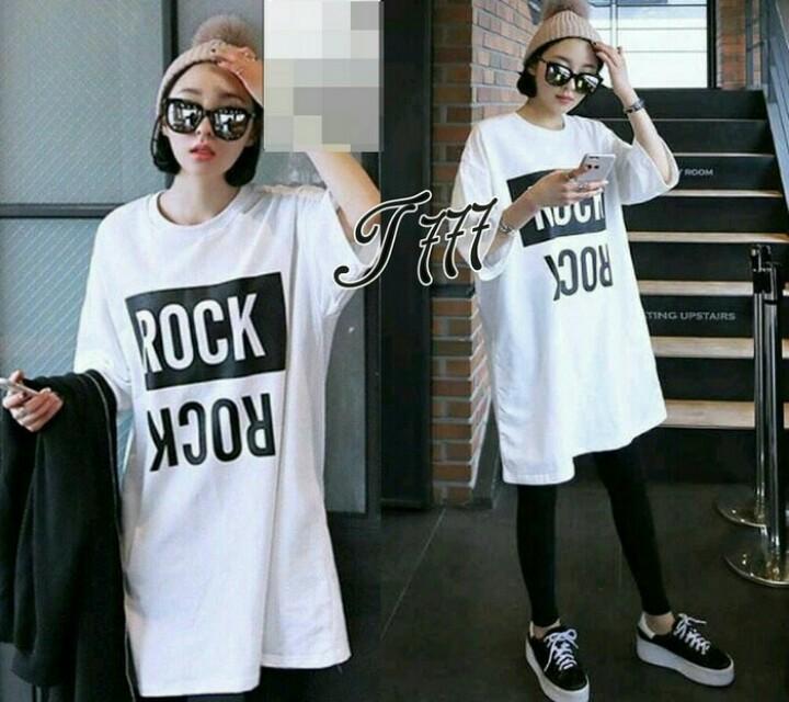 Dress Rock White SM