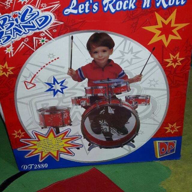 Drum Anak Big Band
