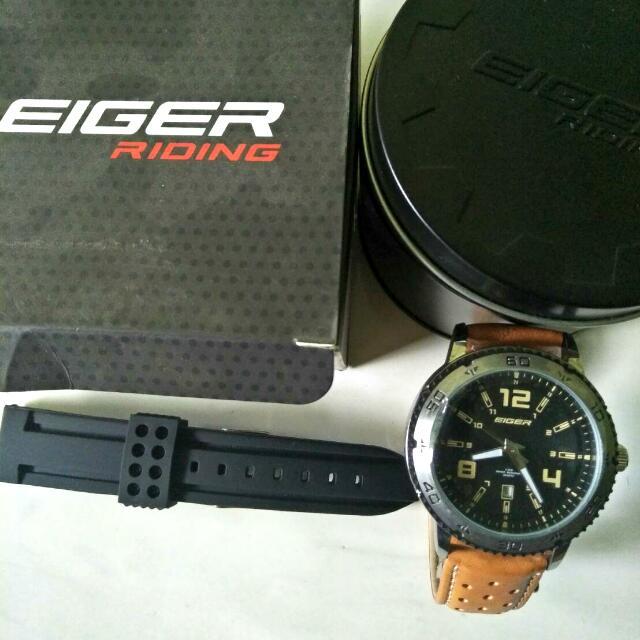 Eiger Watch