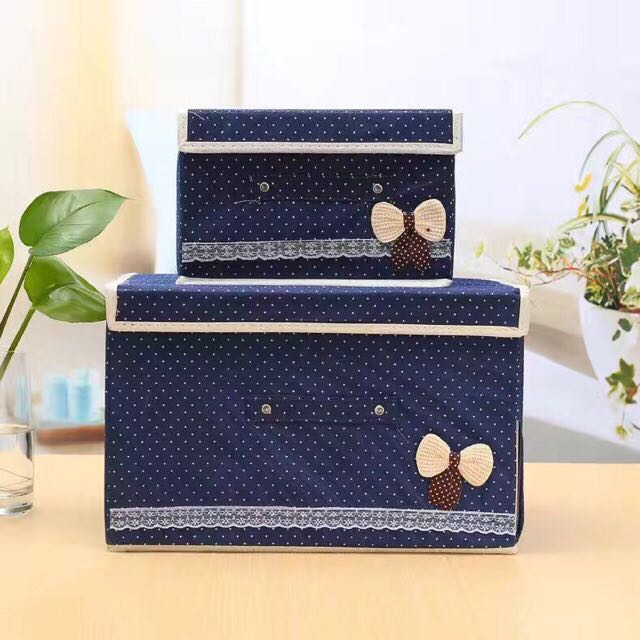 Foldable Organizer 2in1 Set