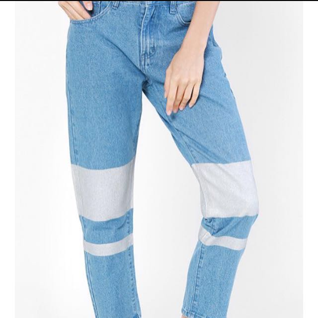 Fvbasics Thea Jeans in Light Blue