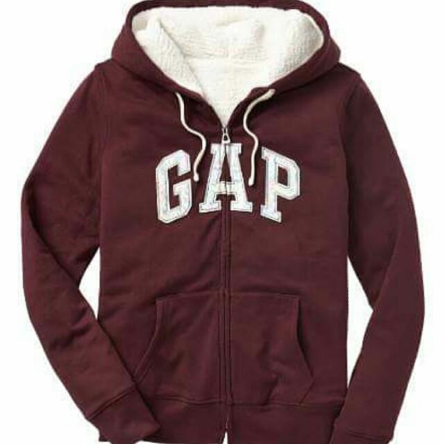 GAP 熊寶寶外套(厚刷毛) #有超取最好買