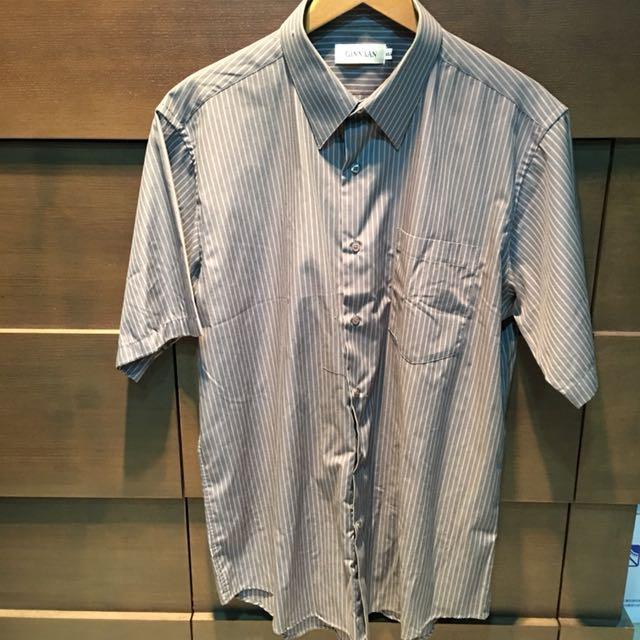 GINNAAN短袖襯衫👕 男款