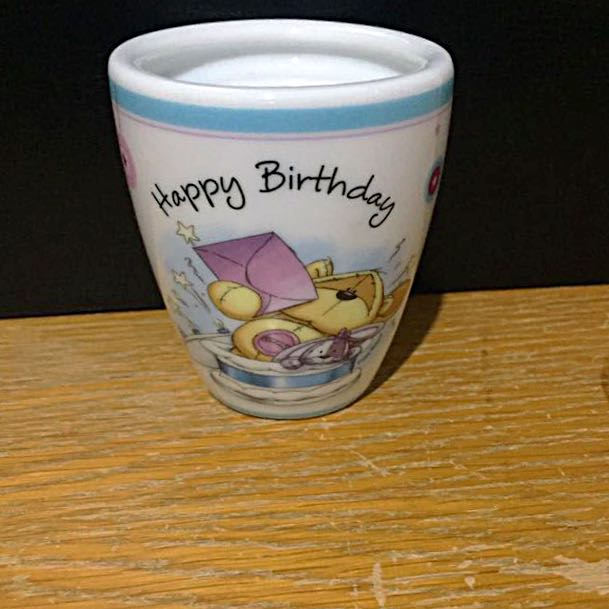 Happy Birthday Candle Holder Furniture Others On Carousell