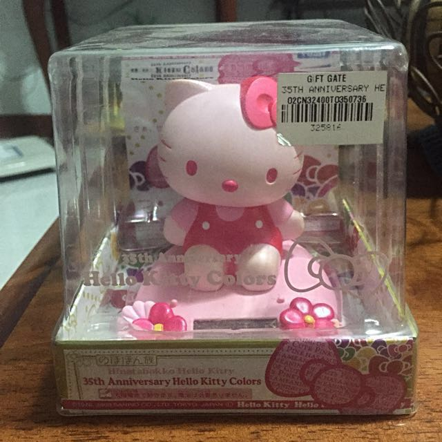Hello Kitty 35th Anniversary Collectible 2009