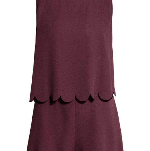 H&M連身褲(可換物)