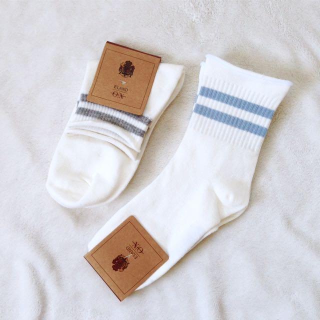 Iconic inspired socks