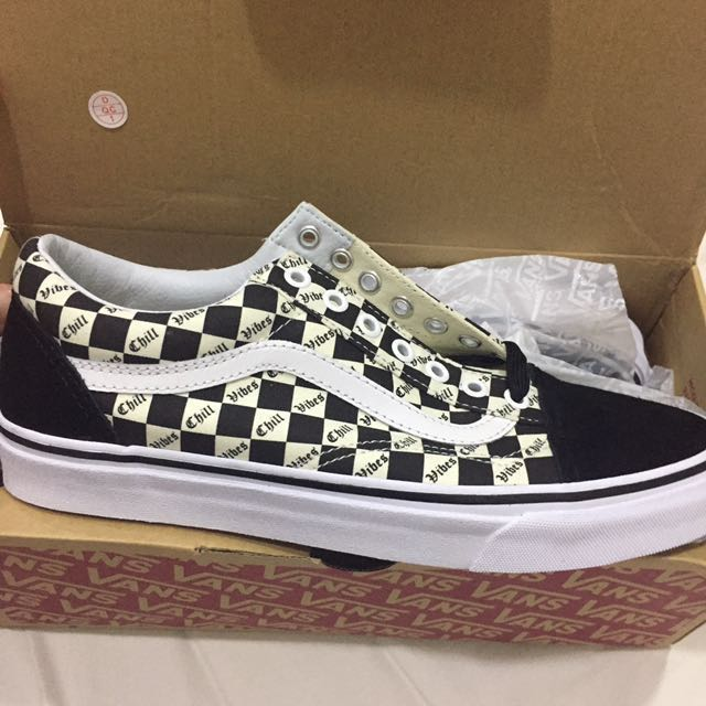 vans checkerboard shoes philippines