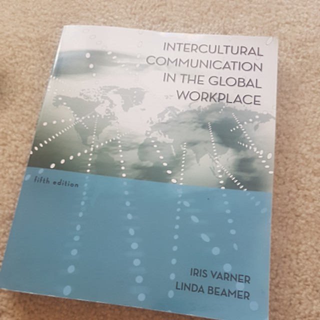 intercultural communication in the global work place