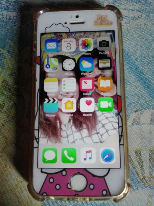 Iphone 5s 16gb 100%orig