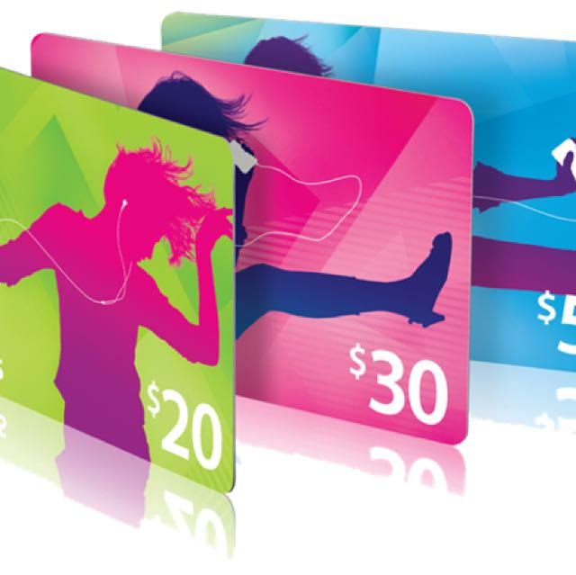 iTunes gift cards ($105 value)