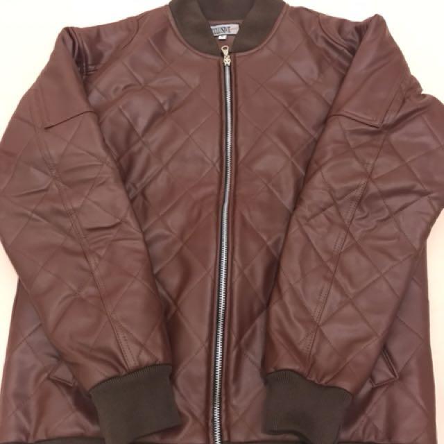 Jaket kulit