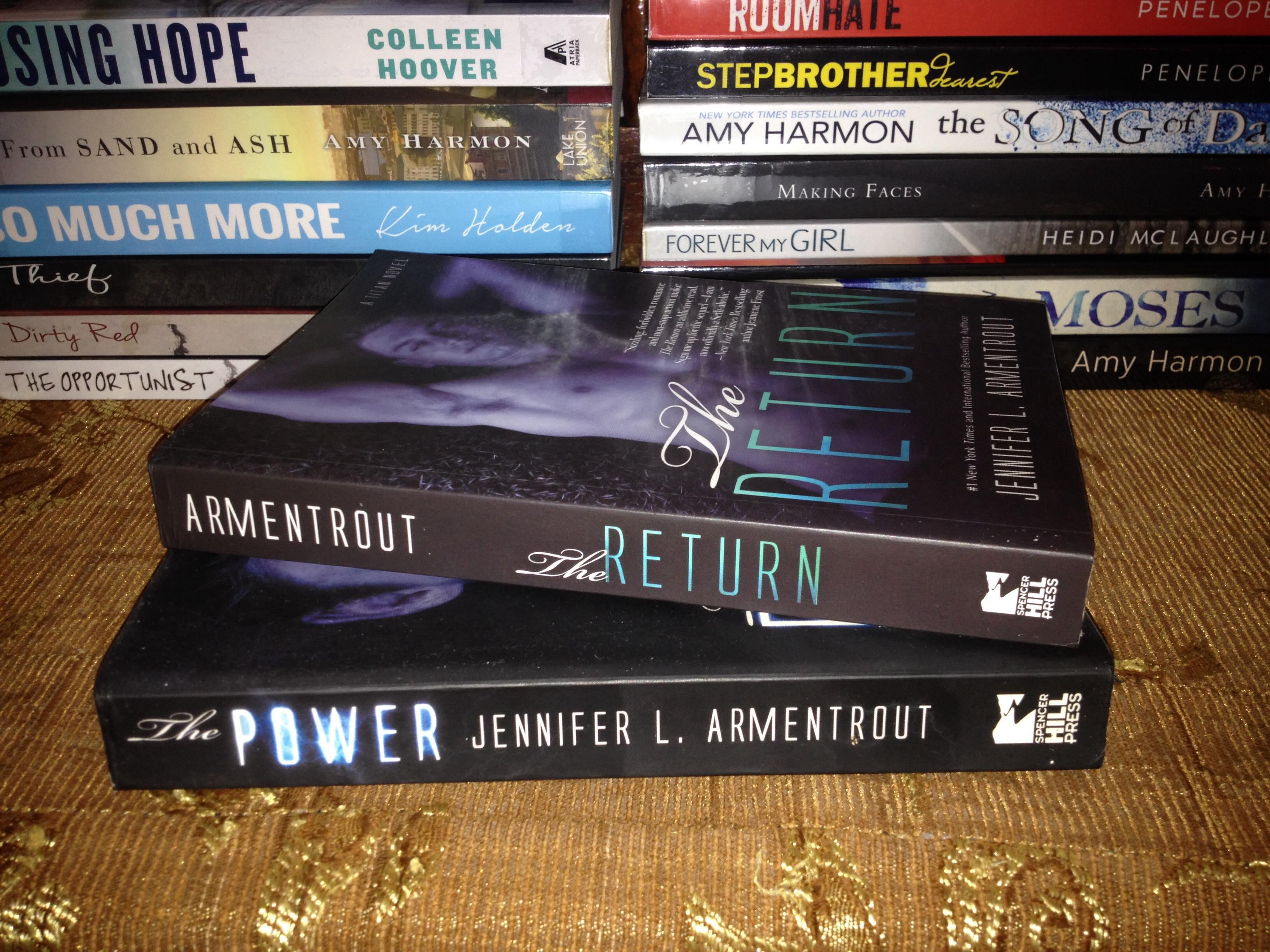 Jennifer Armentrout Set