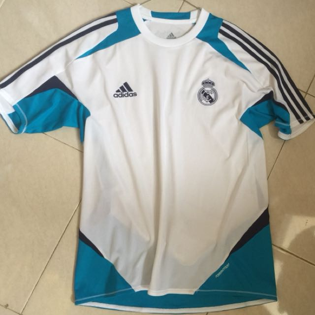Jersey Trainning Real Madrid Original