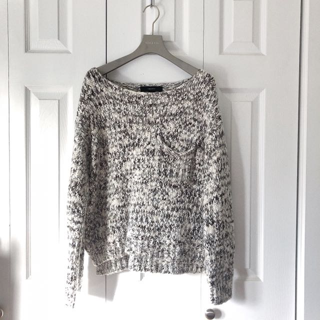 KNITTED SWEATER, FOREVER 21.