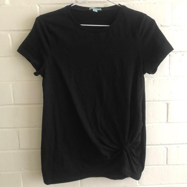 Kookaï T-shirt with knot