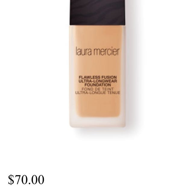 Laura Mercier flawless fusion ultra long wear foundation