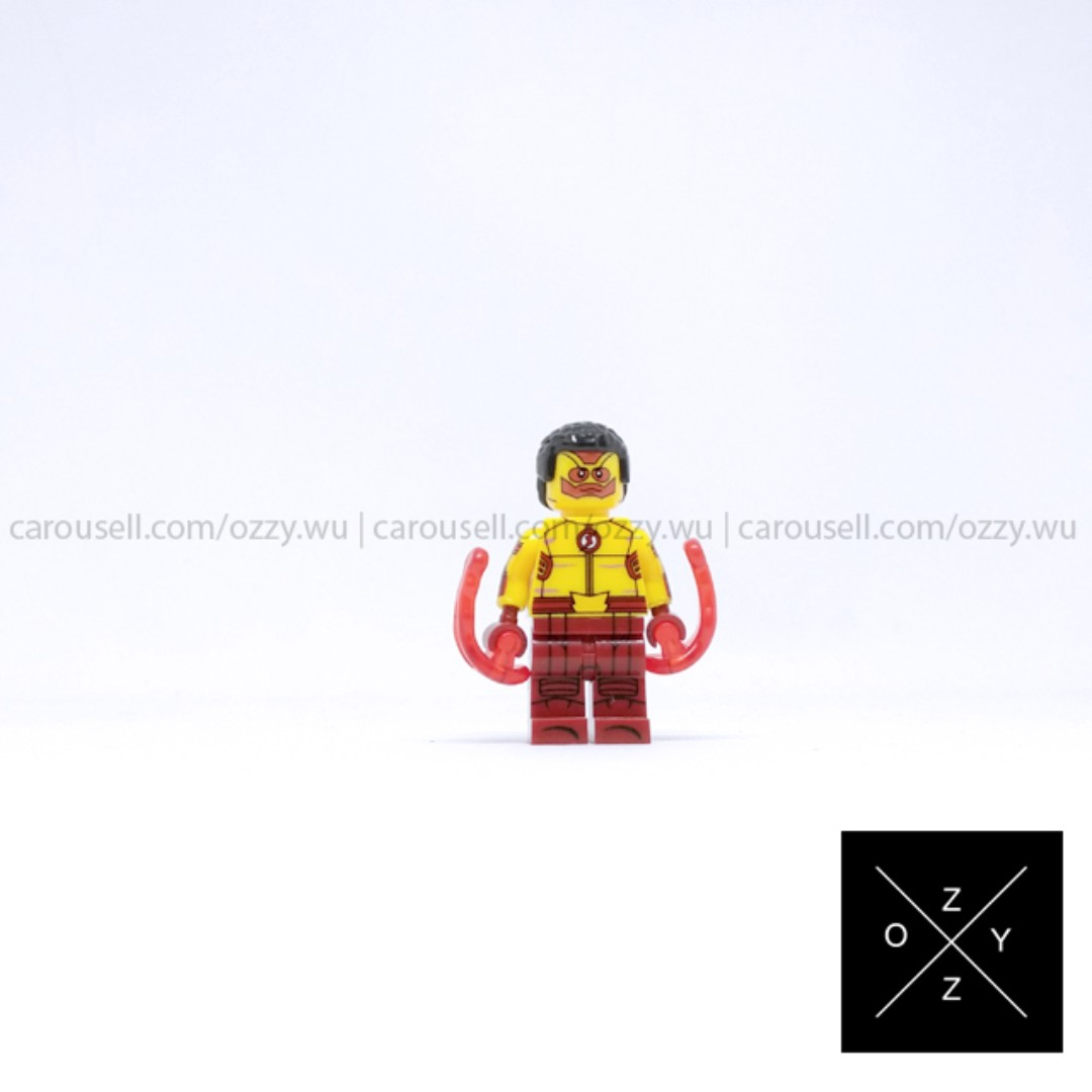 Lego Compatible DC Superheroes Minifigure - Kid Flash