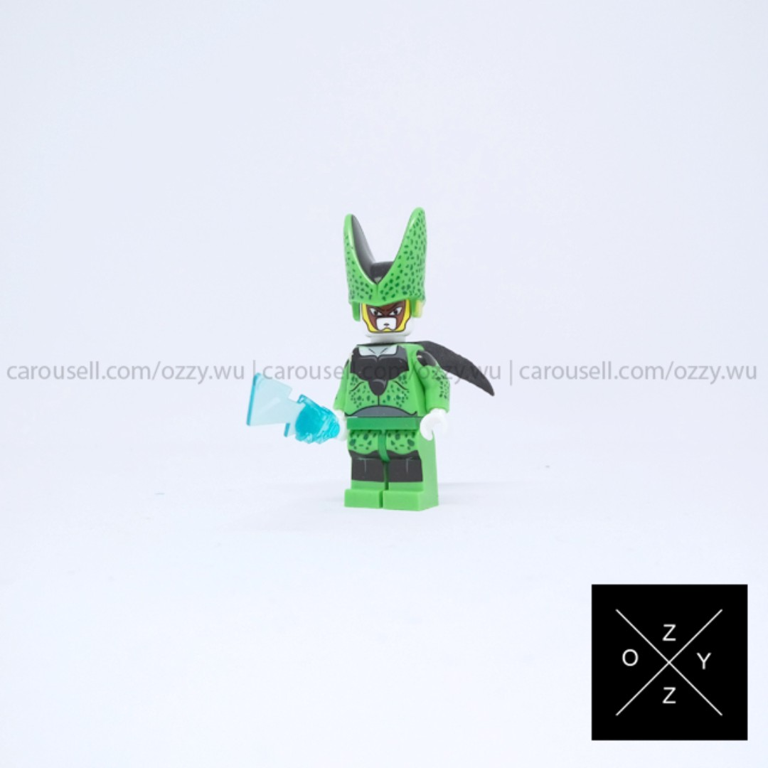 Lego Compatible Dragon Ball Minifigure - Cell