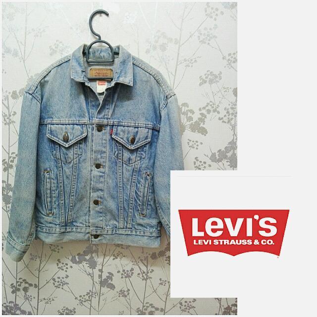 Levi's Vintage Crop Jacket