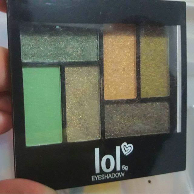 Lol Eyeshadow Makeup