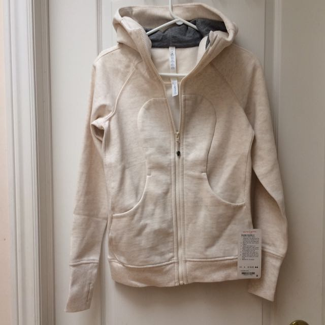 Lululemon Scuba hoodie III (s)