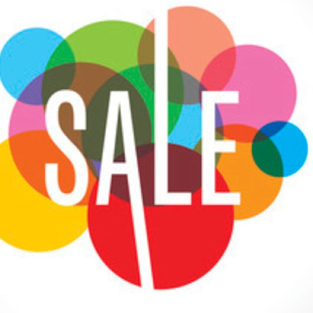 Markdown items! Clearance SALE!