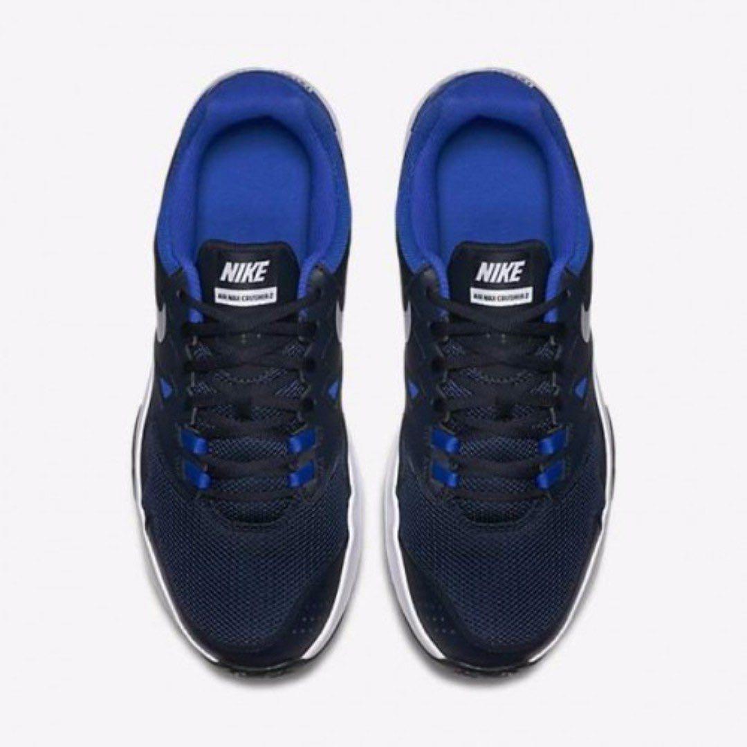 Men's Nike Air Max Crusher 2 Men's Training, Men's Fashion