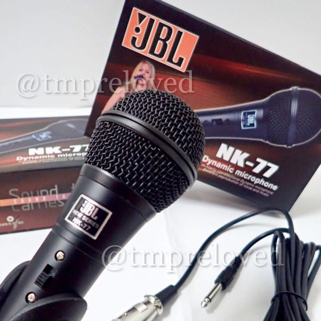 Microphone JBL NK 77